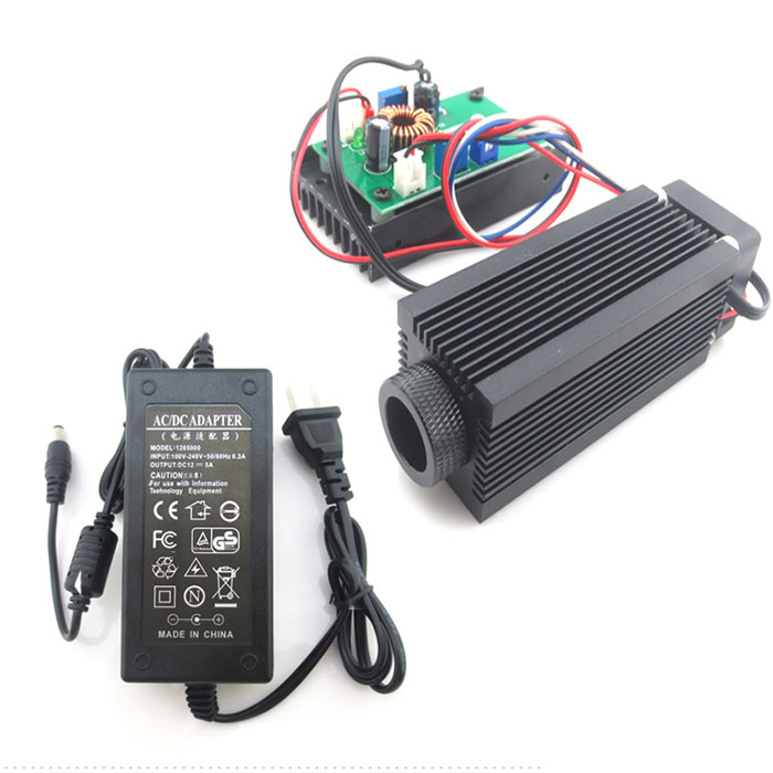 808nm 0.5w-5w Infrared Night Vision Laser Lighting Lamp Infrared Dot Powerful Invisible Laser Module